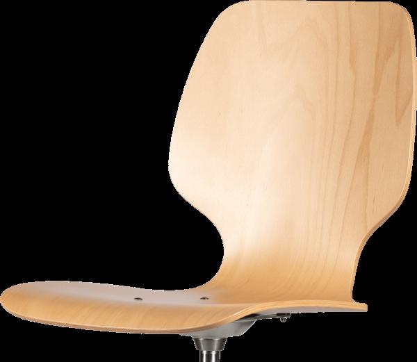 Rodachair HK 160 beuken houten kuip