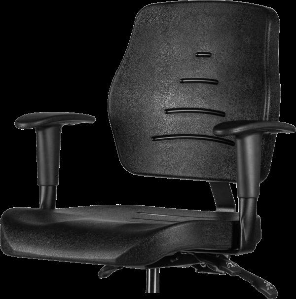 Rodachair MAX bedrijfsstoel bureaustoel werkstoel