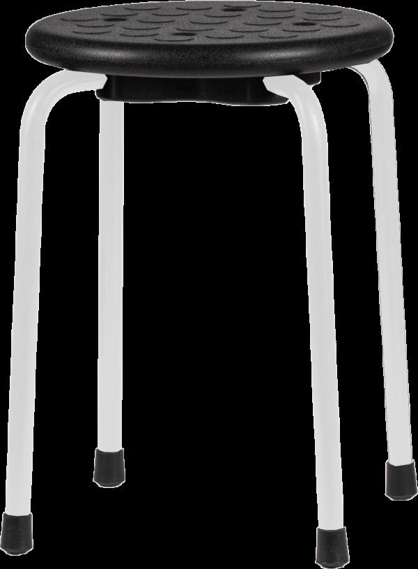 Rodachair TAP 45 stapelbare taboeret kruk PUR