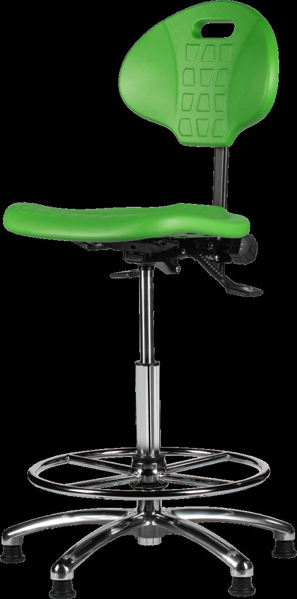 Rodachair Techniker loketstoel