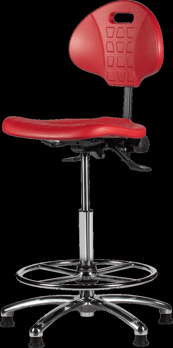 Rodachair Techniker check out stoel